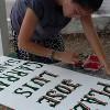 """El homenaje a """"Garrafa"""" Sánchez en su plaza"""