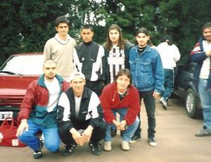 El día que Garrafa Sánchez bailó a la Selección Argentina