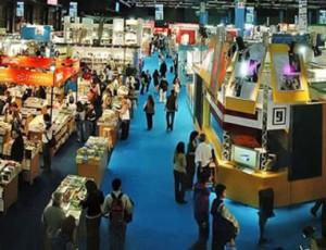 El Garrafa, en la Feria del Libro