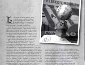 Nota en Revista Sudestada